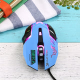 2400 DPI Gaming Mouse