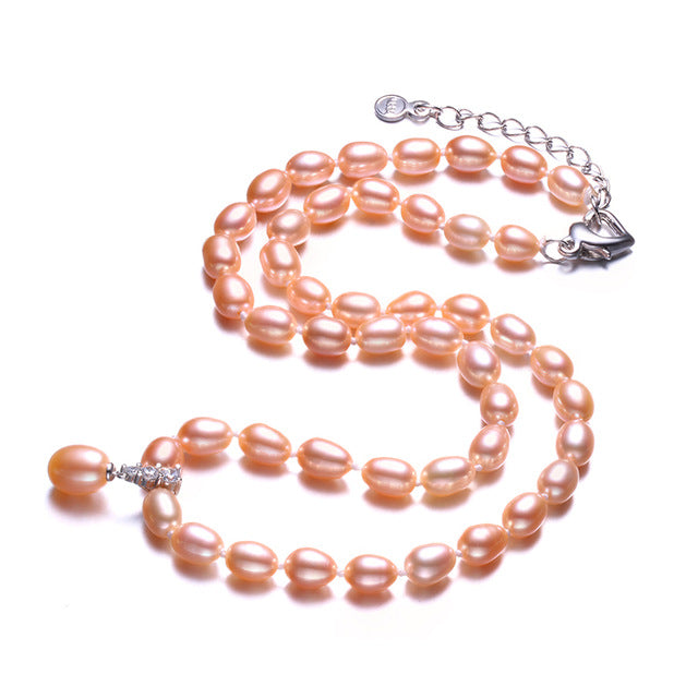 AMAZING High Quality Natural Freshwater Pearl Beads Fine Jewellery for Women
