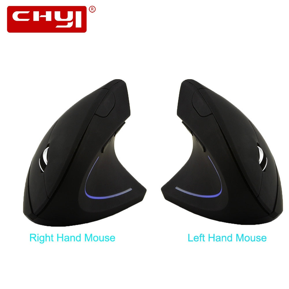HOT SELLING Vertical Optical Wireless Right/Left Hand Mouse
