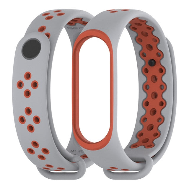 HOT SELLING Silicone Bracelet for Xiaomi Mi Band 3