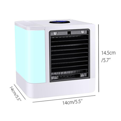Portable Air Cooling Mini Fan