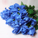 New Lovely Real Touch Artificial Flowers for Home Decoration