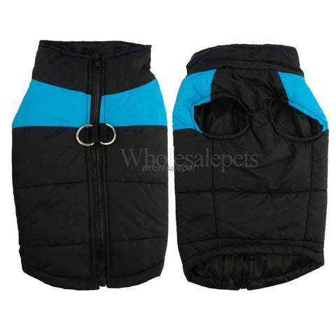 Polyester Jackets for Dogs