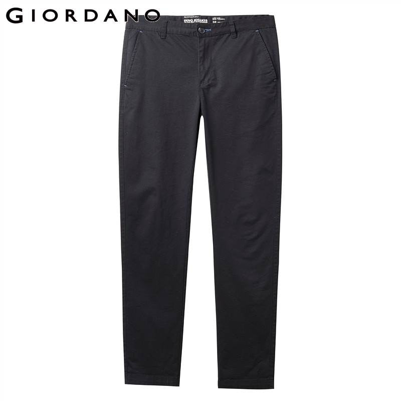 SUPER COOL Solid Color Casual Pants for Men