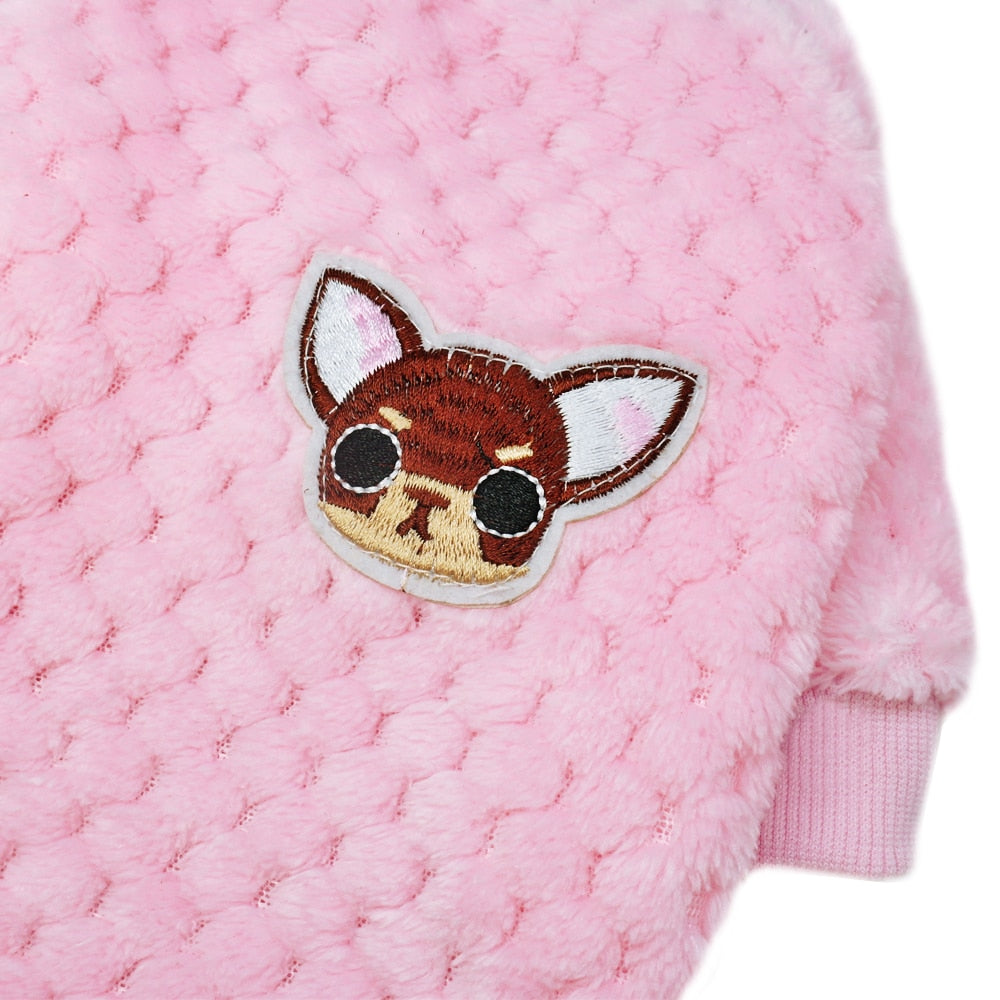 CUTE Winter Jacket for Small Pet Dogs