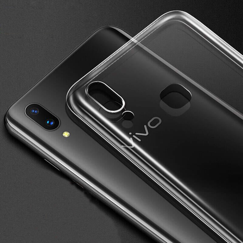 BEST SELLING Ultra Thin Clear Transparent Soft TPU Silicon Case for Vivo NEX S/A