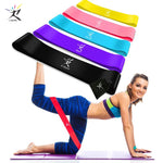TRENDY Fitness Elastic Resistance Rubber Bands