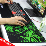 Anti-slip Natural Rubber Gaming Mouse Pad