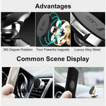 FAST SELLING Magnetic Car Phone Holder for Universal Mobile Phones