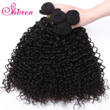 TOP SELLING Brazilian Afro Kinky Curly Human Hair 4 Bundle weave Hair Extensions