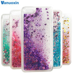 GLOSSY Liquid Glitter Soft TPU Phone Case