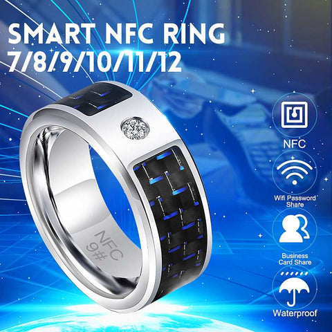 Wearable Magic NFC Smart Ring