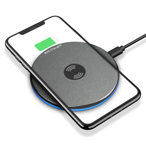 Ultra Thin Charging Pad USB Charger