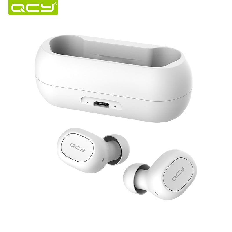 ADVANCED Bluetooth 5.0 TWS Earphone with Stereo and Power Bank Charging Box
