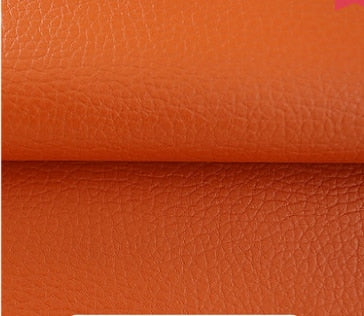 TOP SELLING Nice PU Synthetic Leather Fabric for DIY Bag Material