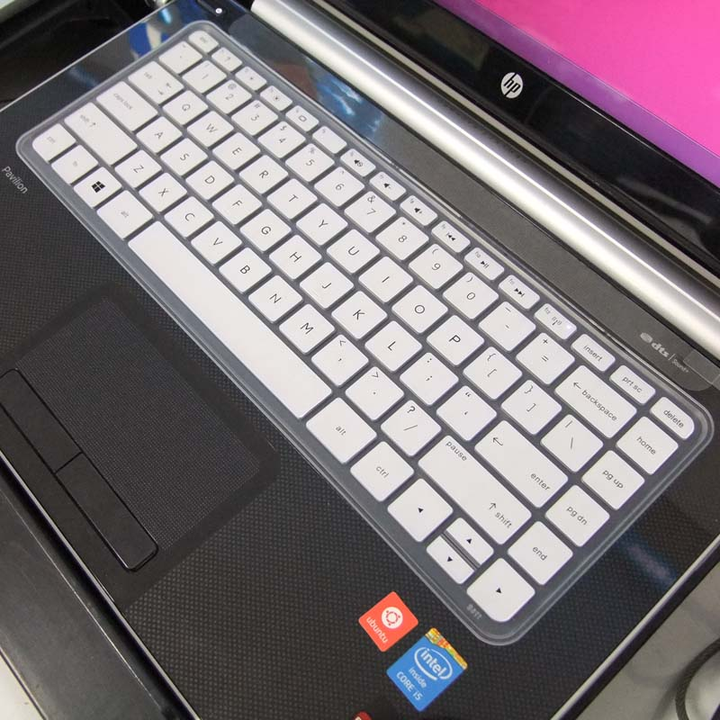 Waterproof Silicone NEW Keyboard Cover for HP P14 Pavilion