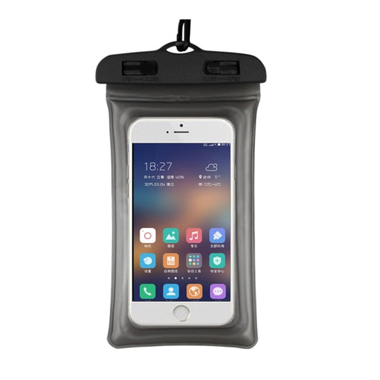 FAST SELLING Waterproof Touchscreen Phone Bag for iPhone 8 8s