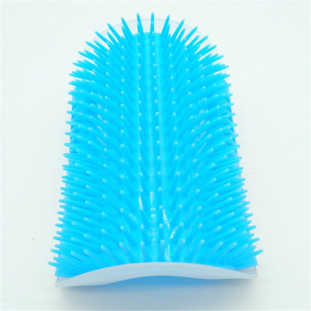 Self Scratch Grooming Brush for Pet Cats