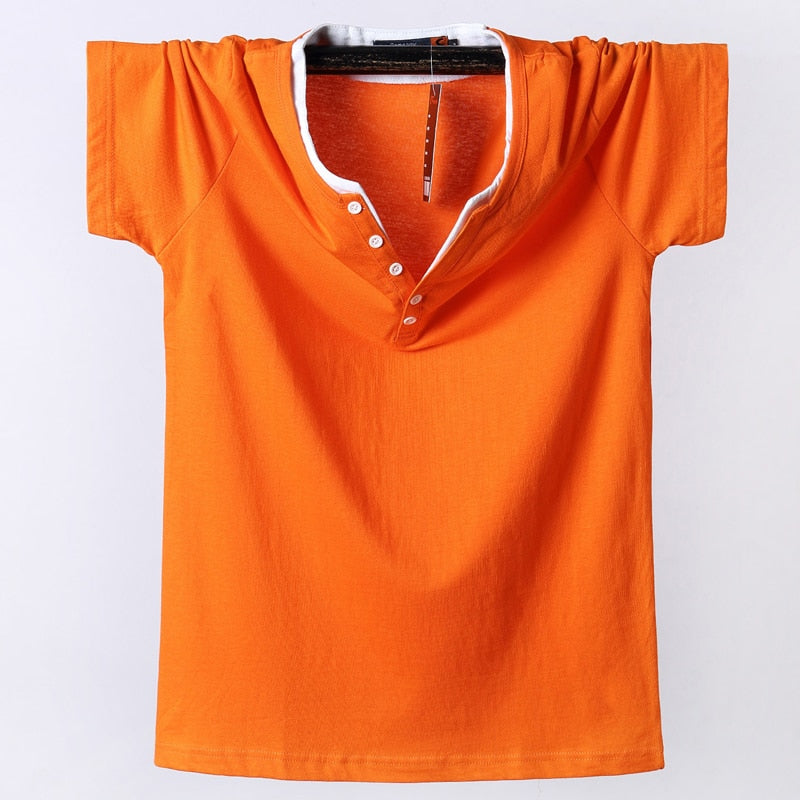 HOT SELLING Men's Big & Tall Cotton T-Shirt