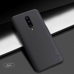 Fast Selling Frosted Shield PC Hard Back Cover Case for OnePlus 7 One Plus 7T Pro