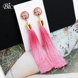 Party Wear Long Bohemian Earrings
