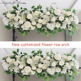 Artificial Silk Flower with Plastic Frame for Decoration
