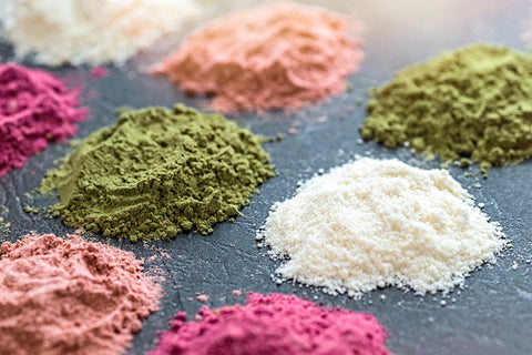 plant based powders