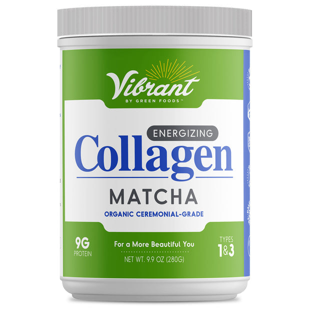 Vibrant Collagen Matcha
