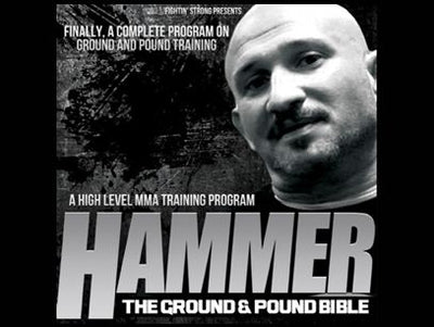 Strikers Bible 4 - Hammer Ground and Pound Training