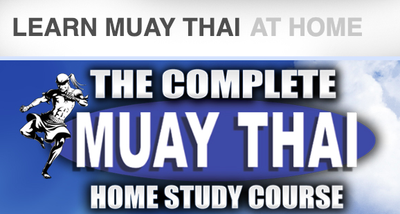"Muay Thai Home Study Course by Scott ""Bam Bam"" Sullivan"