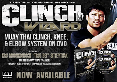 Muay Thai Clinch Wizard