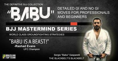 The Babu BJJ Mastermind Set by Babu Gasparelli
