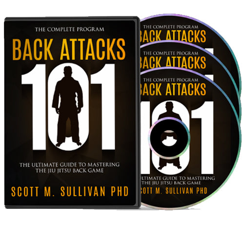 "BJJ Back Attacks 101 by Scott ""Bam Bam"" Sullivan"