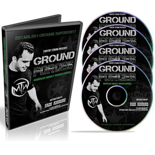 Ground Forces: Grappling Assault Training Program