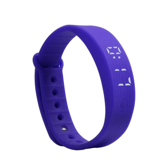 Wholesale Sport  3D LED Calorie Pedometer Smart Unisex Watch Gifts# - Pedometer Watches
