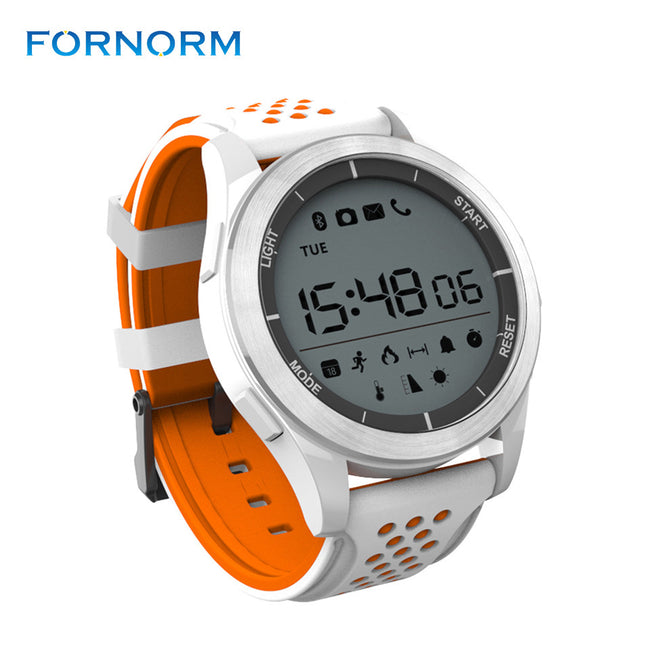 F3 Bluetooth Smartwatch Bracelet Waterproof IP68 Electronic Wrist Watches Pedometer Sport Watch for Android iOS Wearable Devices - Pedometer Watches