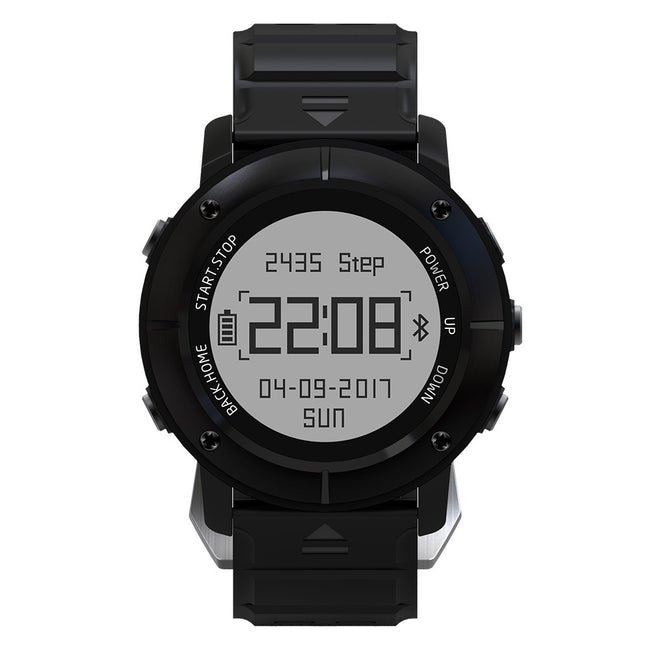 Uwear UW80 Outdoor Smart Sport GPS Watch - Pedometer Watches