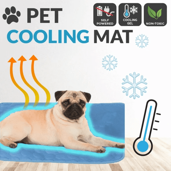 Cooling Pet Mat.