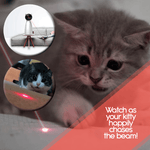Automatic Cat Interactive Toy Laser.