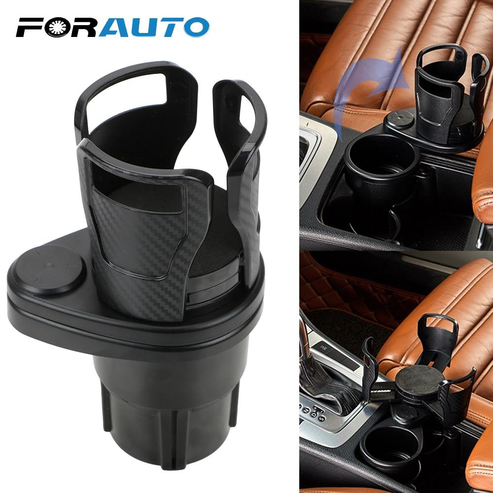 Multifunctional Vehicle-mounted Water Cup Drink Holder - DoeShopy