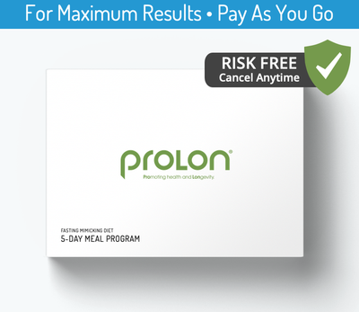 ProLon® Fasting Mimicking Diet Subscription