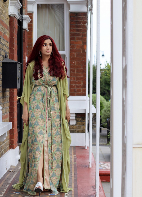 Blogger Watch – Diamantine Is a Girl's Best Friend Says Saffy Khan of Style Grimoires