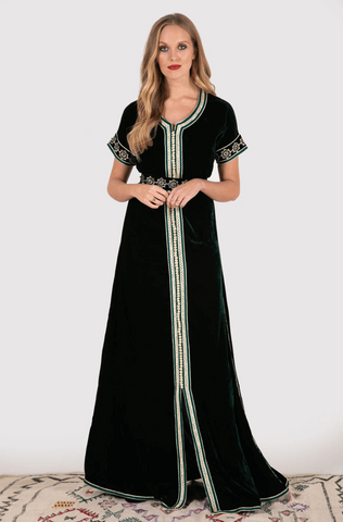 Lorie Lebssa modest occasion wear
