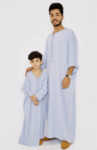 dad and son Thobes