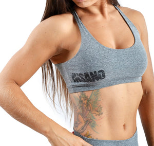 Crossover Sports Bra Destroyer