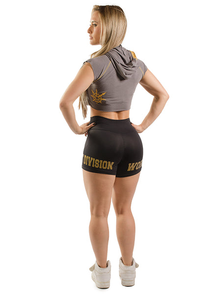 Workout Division Shorts Golden Print