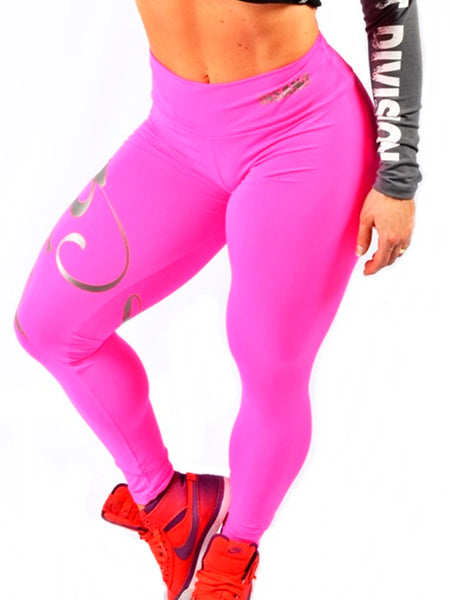 Mid Rise Waist Legging BIG