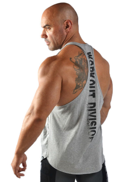 Drop Armhole Tank Workout
