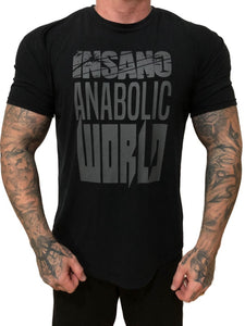 Short Sleeve Shirt Anabolic World