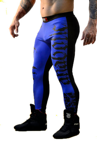Two Tone Anabolic World Legging